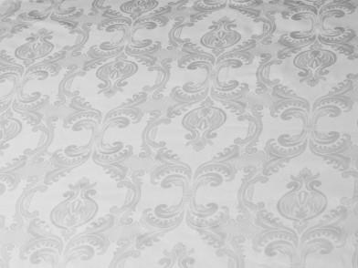 """Комплект постельного белья из тенсела """"венеция белый"""""""