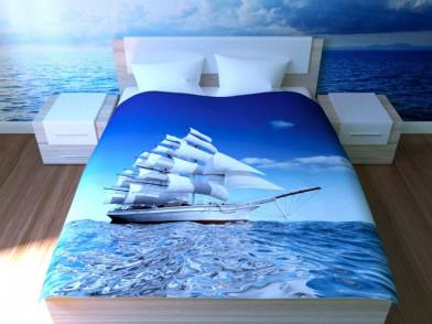 """Комплект постельного белья """"Корабль"""""""