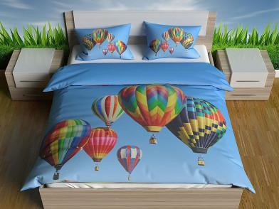 """Комплект постельного белья """"Воздушные шары"""""""