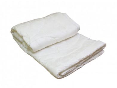 Одеяло стёганое экофайбер в поликоттоне