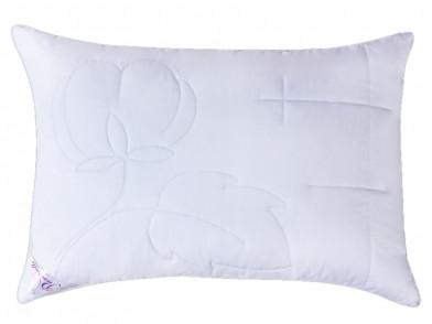 Подушка Cotton с волокном хлопка